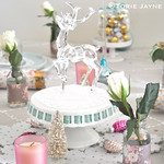 A Vintage Affair Christmas dining table