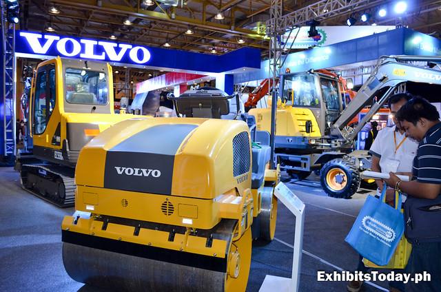 Volvo Soil Compressor