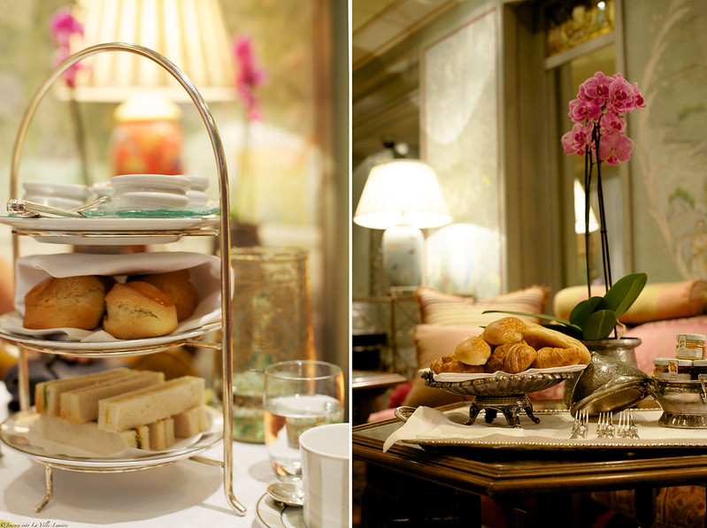 High Tea, Hotel Daniel Paris
