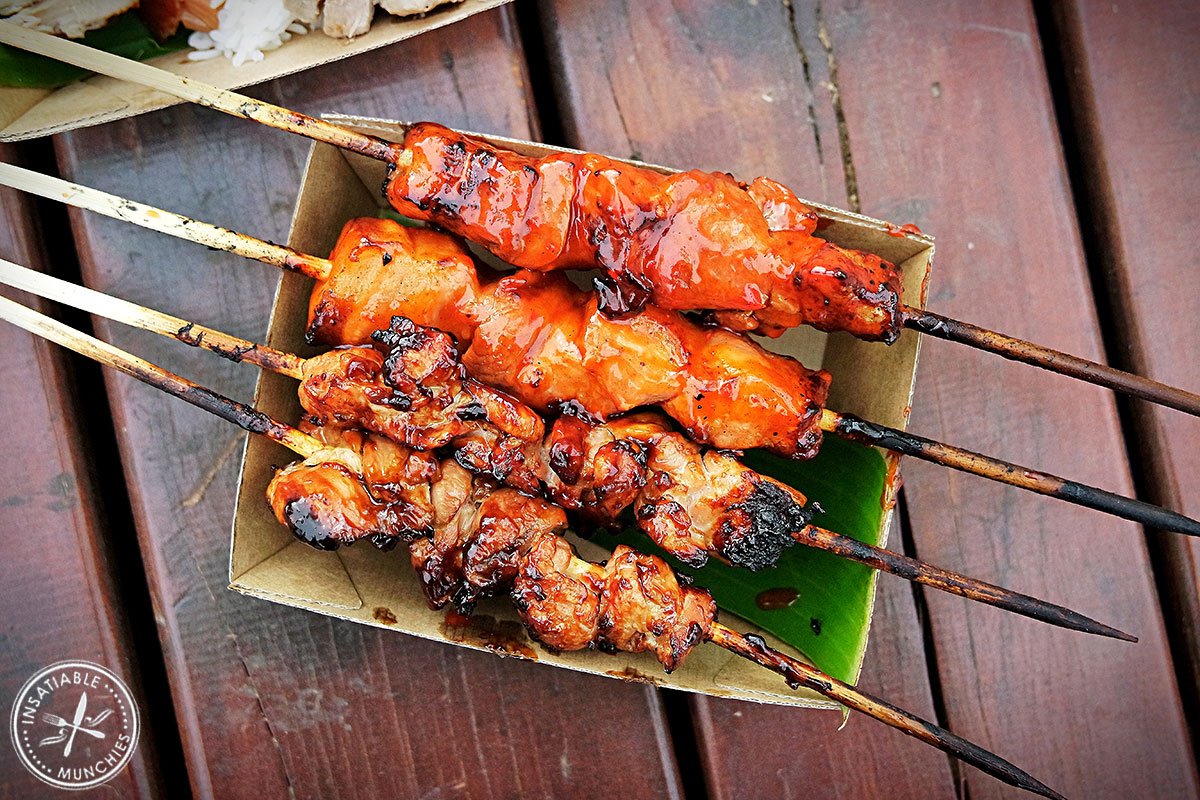 Pork and Chicken Barbecued Skewers from Hoy Pinoy