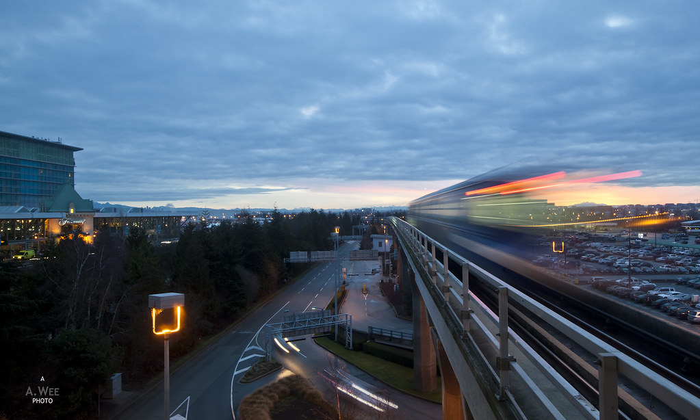 Sunrise Departure