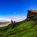 The Storr & The Old Man of Storr, Isle of Skye, Scotland by Maciej Winiarczyk