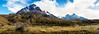 Punta Bariloche and Cuernos del Paine by Pichaya V. (Zolashine)