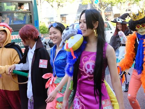 Kawasaki Halloween parade 2014 133