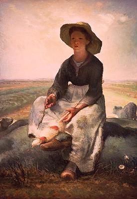羊飼いの娘
