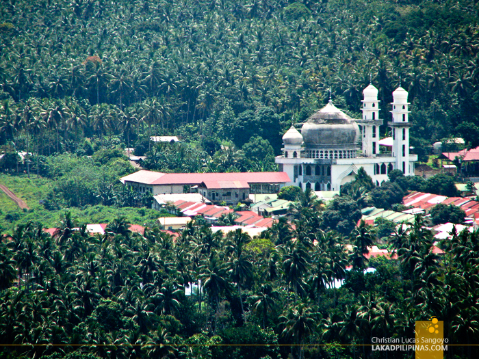 One of the Many Mosques in Sulu