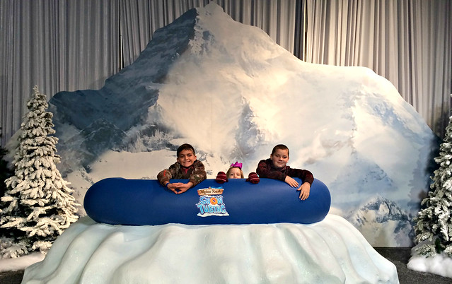Alpine Rush Snow Tubing at Gaylord Palms in Kissimmee