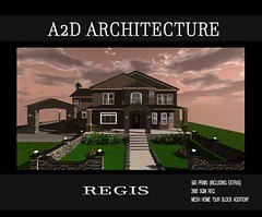 A2D Architecture Home Regis