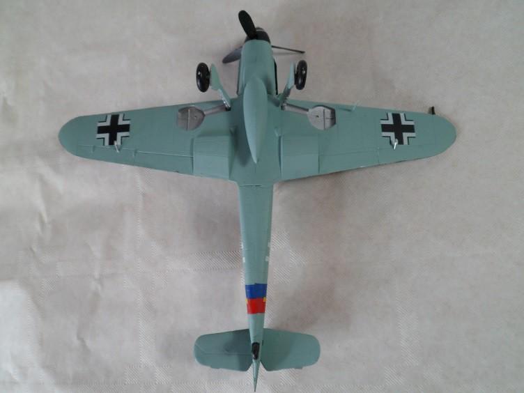 Messerschmitt Bf109 G-10 [Revell 1/72] 15740407797_2589be0fa2_b