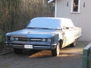 1966 Chrysler 300 in Helsinki