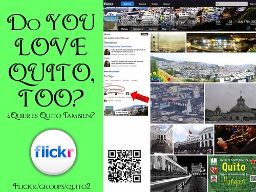 Do you love Quito, too? #FlickrFriday #ecuador