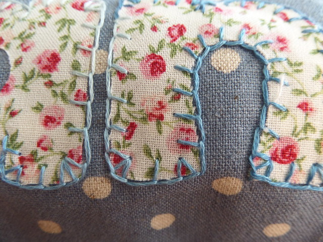 Sew Together Bag for Sian