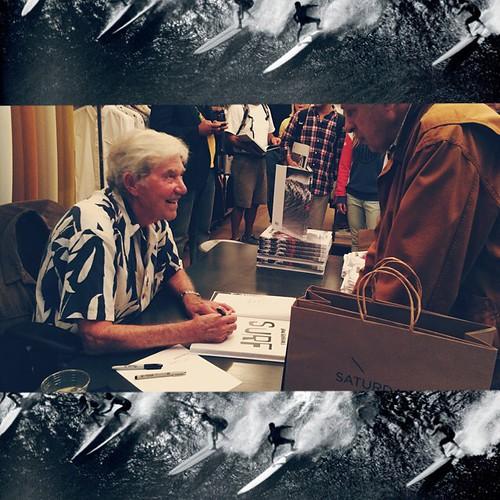 John Severson's SURF Book Signing