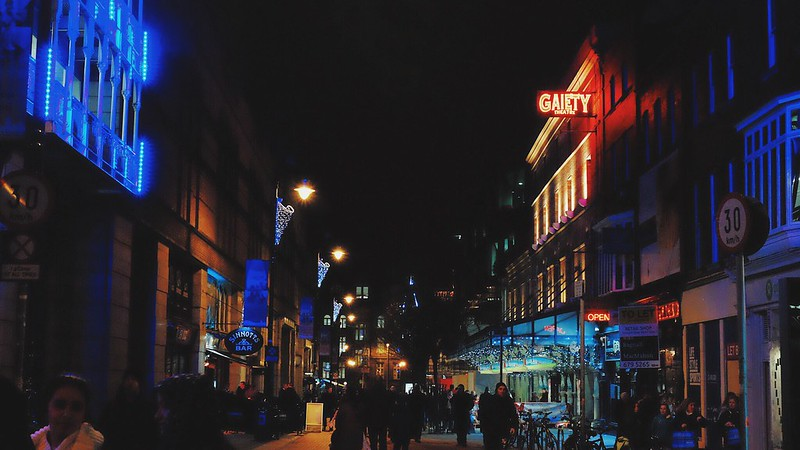 Around Grafton Street | December 2014