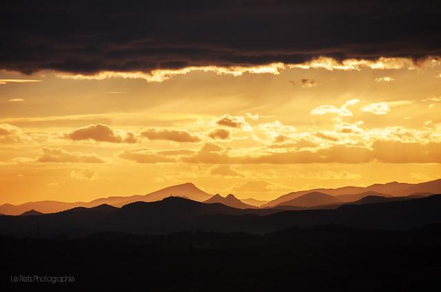 Sunset *