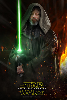 Luke Skywalker - The Force Awakens