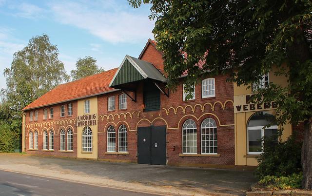 Alte Weberei in Gildehaus (Bad Bentheim)