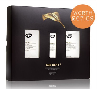 Green people Age Defy+ Lift & Illuminate Gift Pack