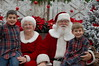Andy and Matthew with Mr. and Mrs. Claus