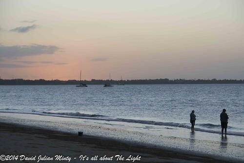 sunset beach australia queensland landform gunalda