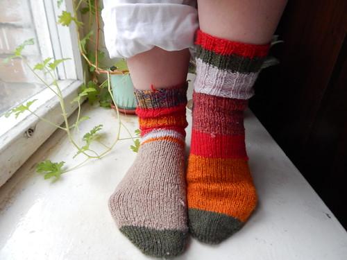 готовые носки3