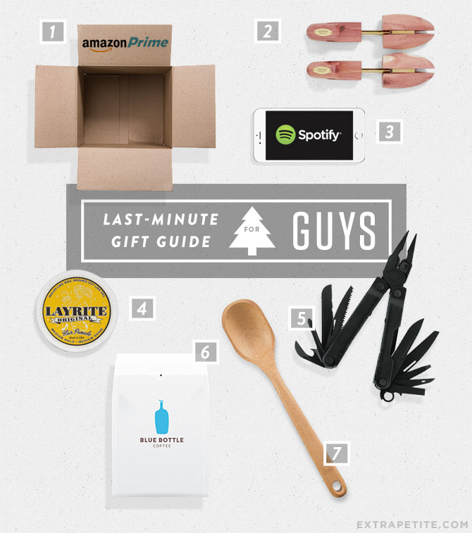 2014 last minute mens holiday gift guide