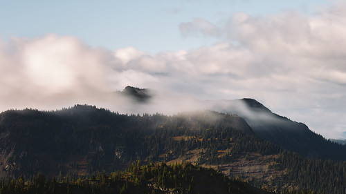mountains clouds longexposure pacificnorthwest landscape nature scenic outdoors mtrainiernationalpark canoneos5dmarkiii canon135mmf2lusm bwnd1000x washington johnwestrock