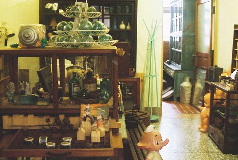 |嘉義|舊美好 生活器物 古道具