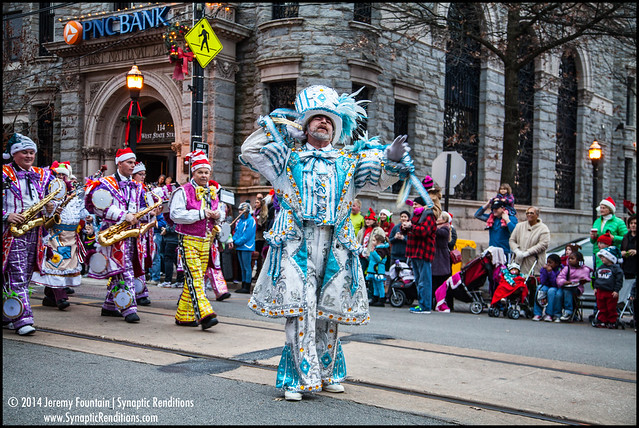 Mummers on State St