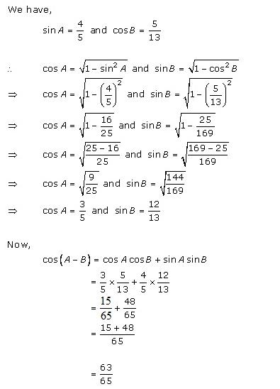 RD-Sharma-Class-11-Solutions-Chapter-7-Trigonometric-Ratios-Of-Compound-Angles-Ex-7.1-Q-1-iii