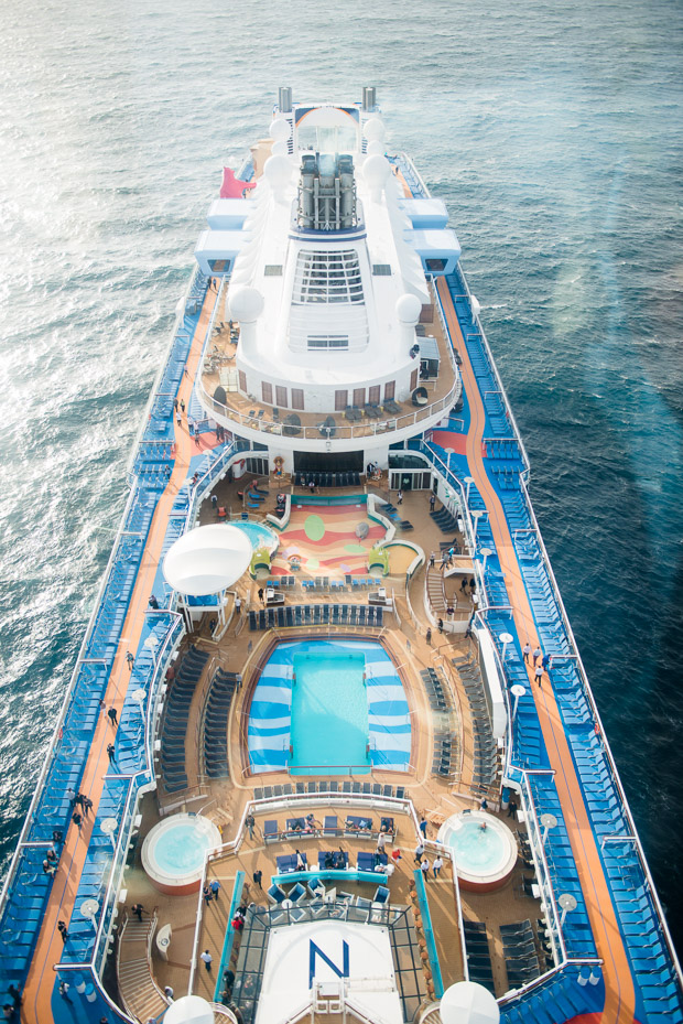 Quantum of The Seas Royal Caribbean cruise by Sarka Babicka photography