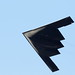 Stealth Bomber on New Year's Day by C-O