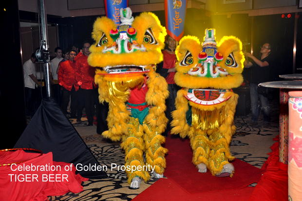 Tiger Beer Chinese New Year