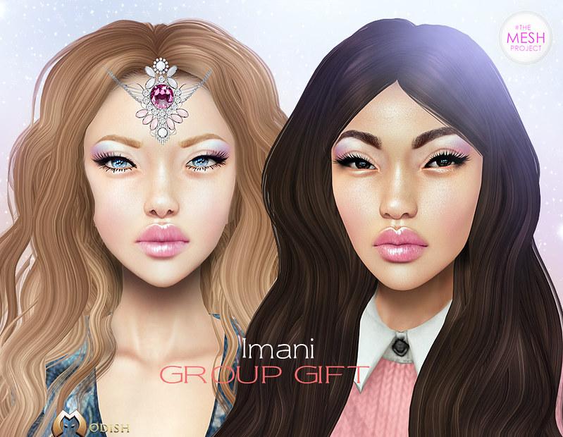 Imani skins -Group Gift-