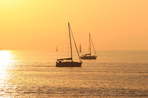 sailing in a golden world - Explored 12.12.14