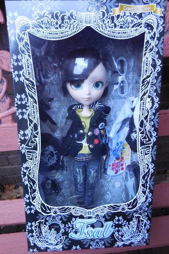 Isul Mao, donated by Dollchemy