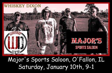 Whiskey Dixon 1-10-15