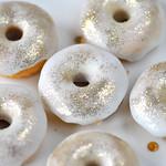 mint choc chip doughnuts 1