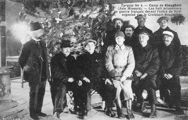 Grande guerra - Natale in trincea