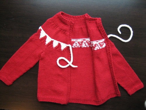 Sweet Red Bunting