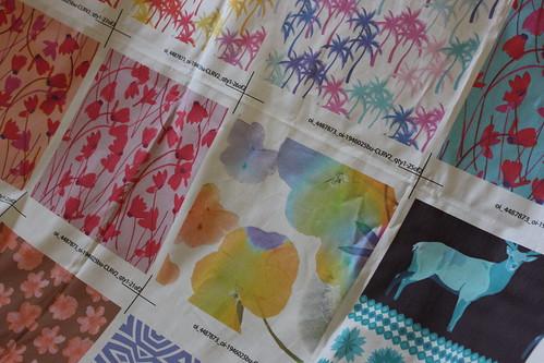 Ornaart fabric shop on Spoonflower