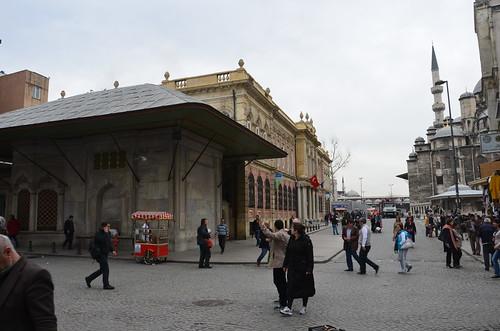 Der Stadtteil Sultanahmet hat eine Fußgängerzone bekommen