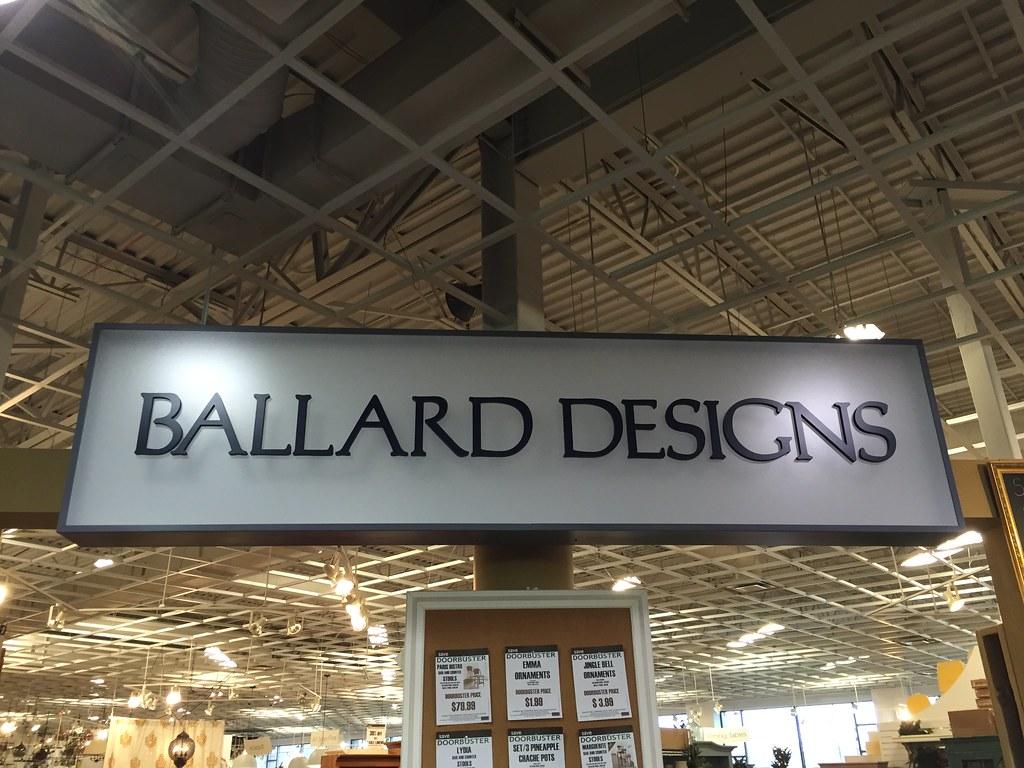 The Ballard Designs Outlet An For Creativity