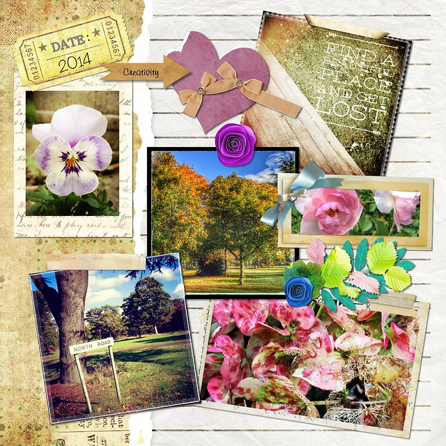 My Scrapbook Diary 2014 Photos