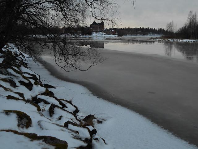 Uudenvuodenaaton suojasää 31.12.2014 Hämeenlinna B