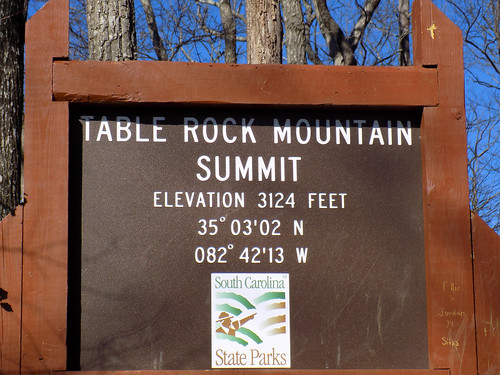 Table Rock with LCU-104