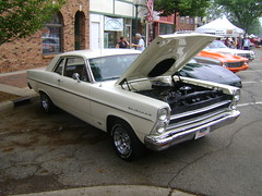 automobile, automotive exterior, vehicle, full-size car, ford, sedan, classic car, ford galaxie, land vehicle,