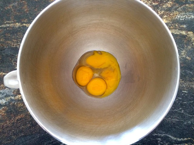4 Pasteurized Egg Yolks