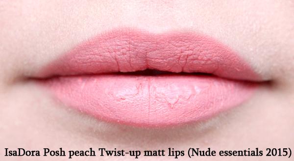 Posh peach