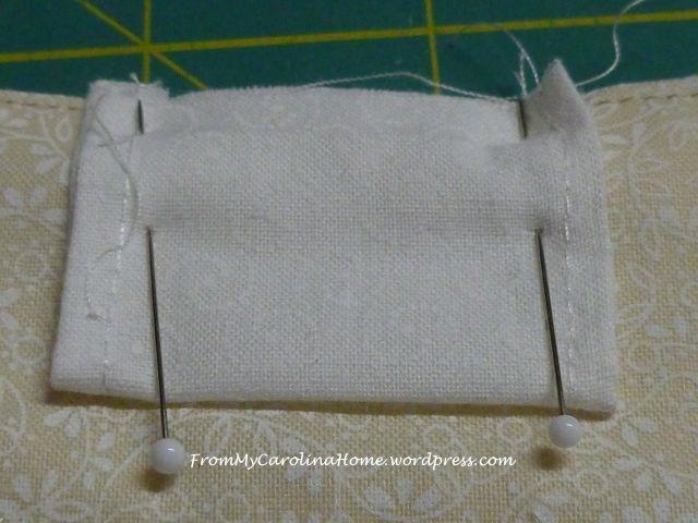 White Mini-Quilt 14